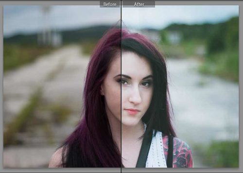 Clean Free Lightroom Presets