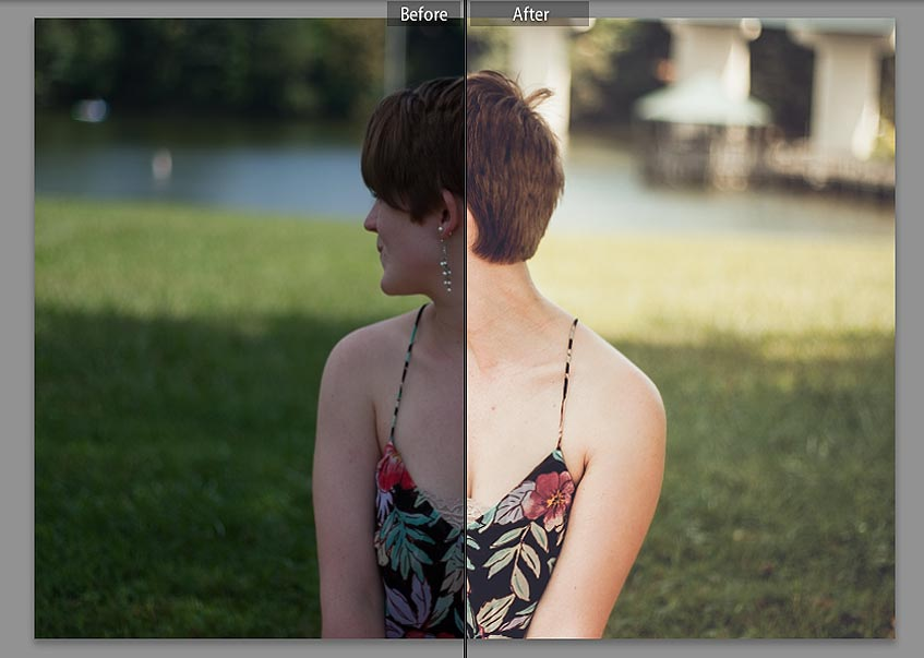 Free Lightroom Preset Kodak Funtime