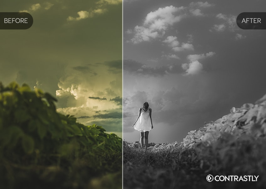 Black and White Free Lightroom Presets