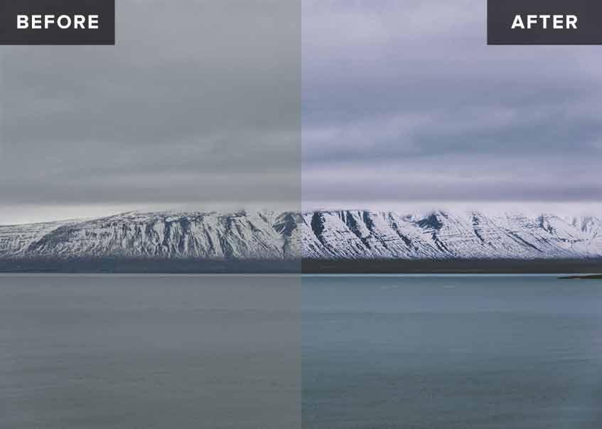 Landscape Free Lightroom Presets
