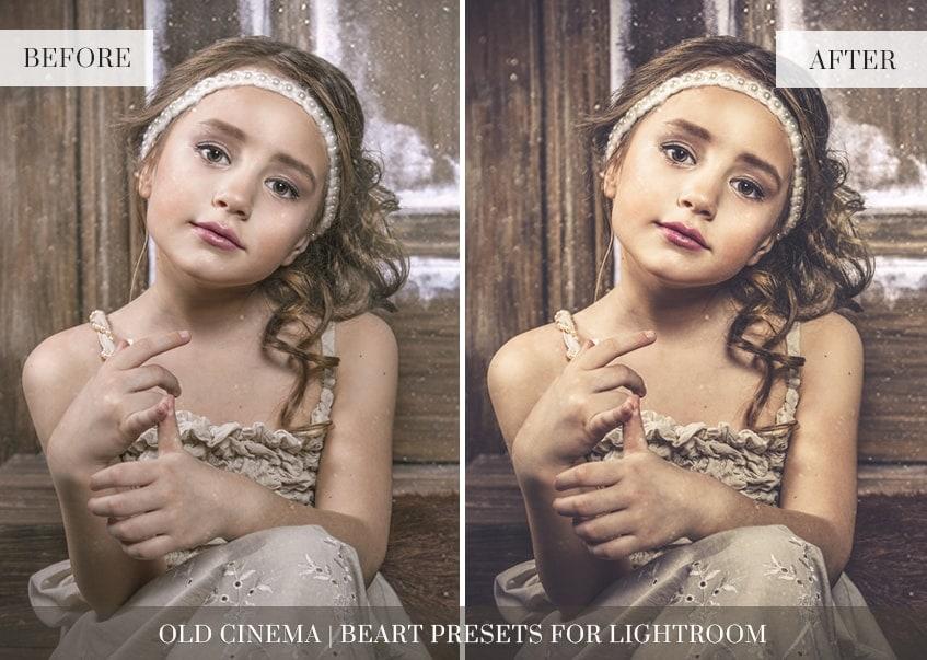 Portrait Free Lightroom Presets