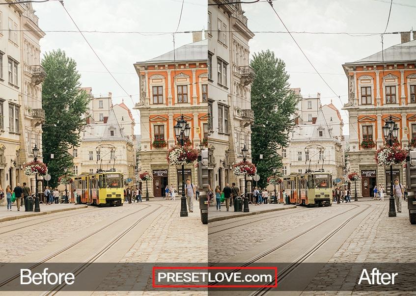 TVK preset - urban area