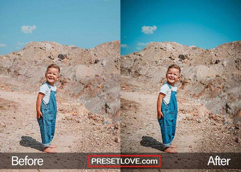 TVK preset - little boy