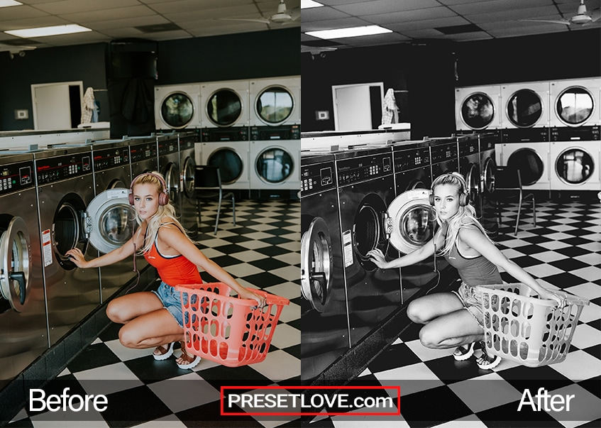 Cinema Stock 3 Preset - laundry
