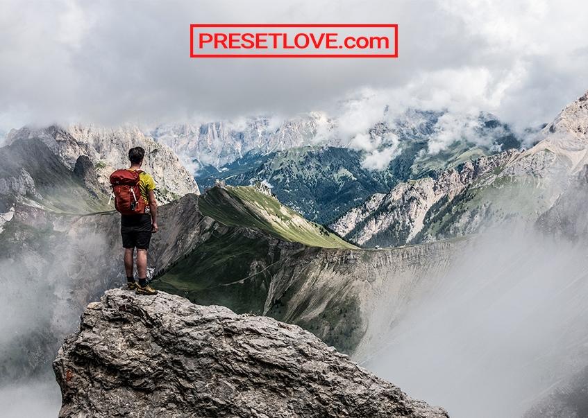 Crisp Mountain  Free Lightroom Presets