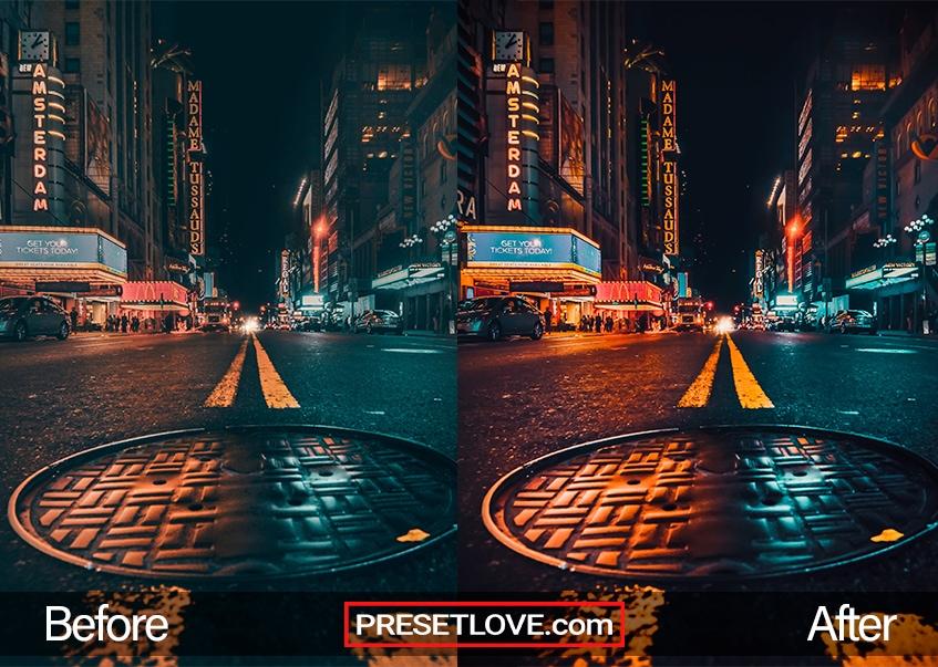 Terra Cotta Preset - pavement