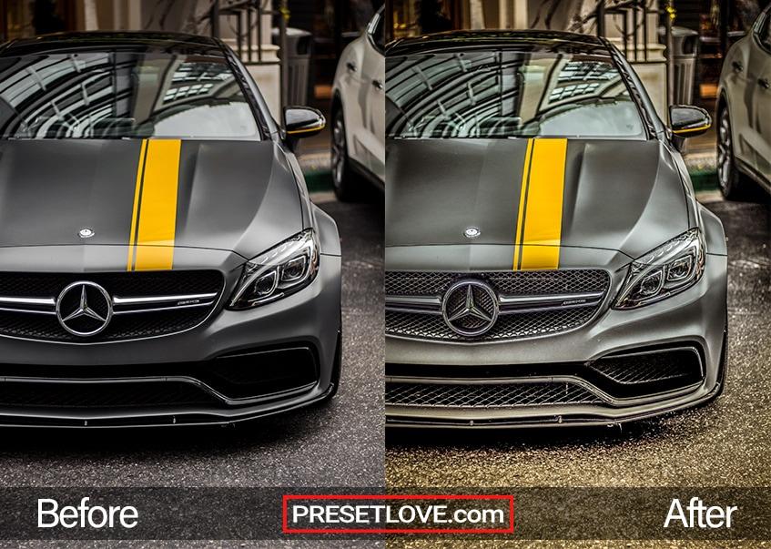 HDR Preset - Benz