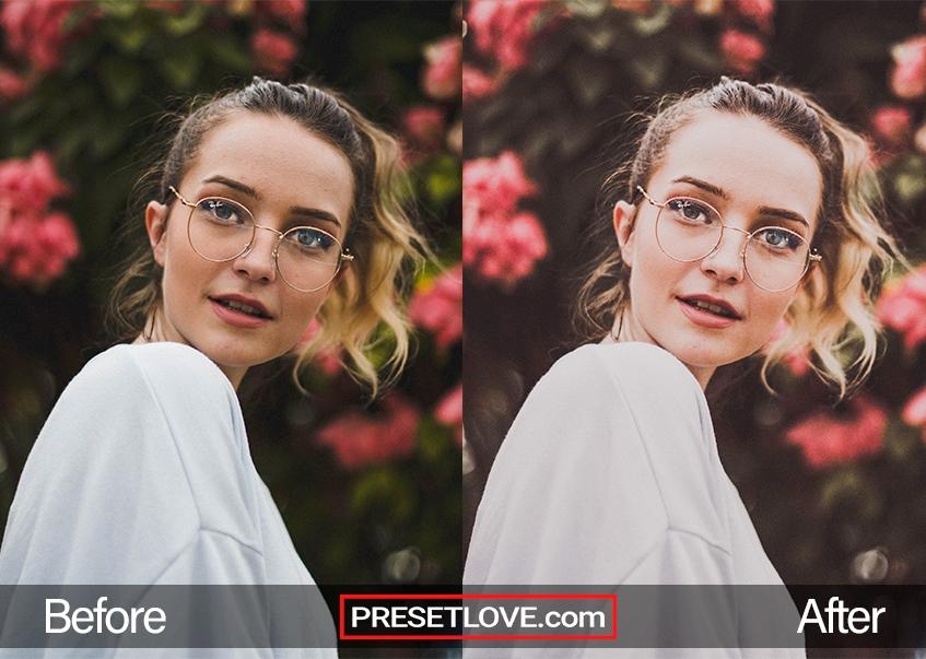 TVK Warm Blush preset - specs