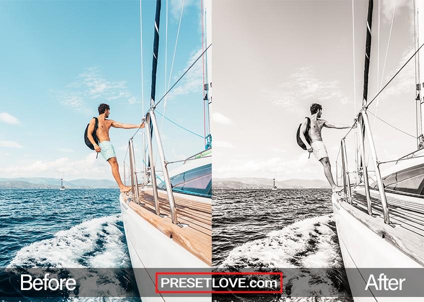 Rich Mono Preset - sailing