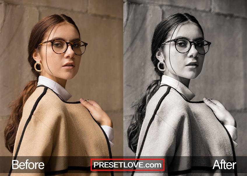 Rich Mono Preset - eyeglasses