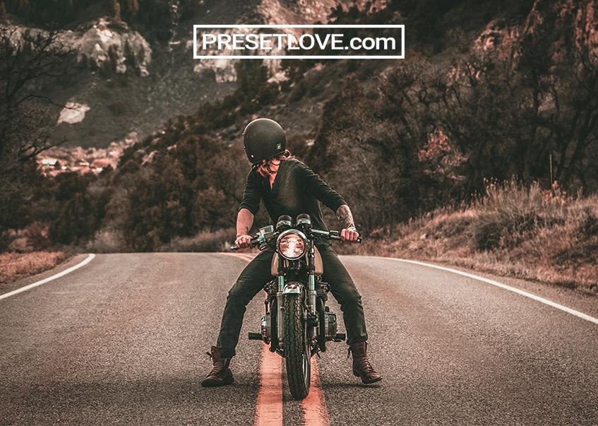 The One Preset by Presetlove.com