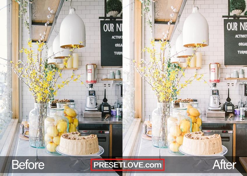 Detail R1 Preset - cafe