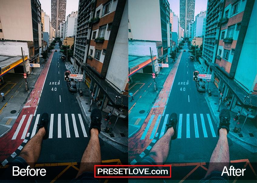 Street Preset - Area 40