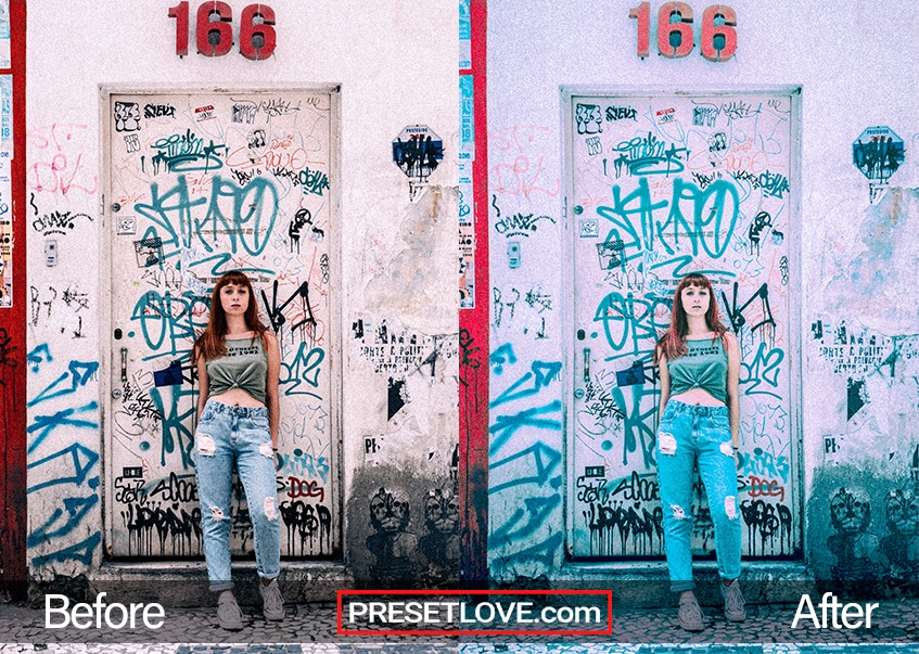 Street Preset - vandalism
