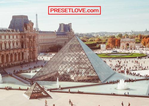 Le Louvre Preset by Presetlove.com