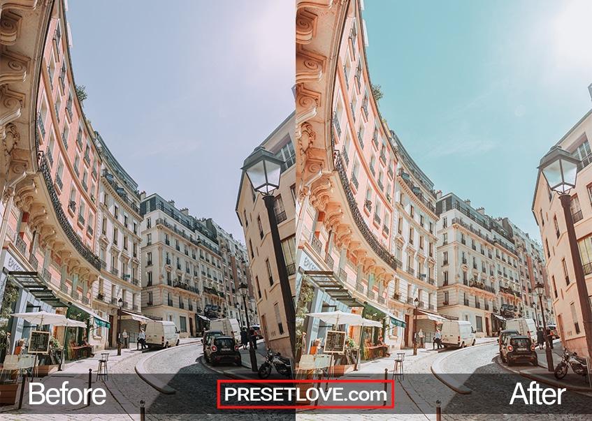 Le Louvre Preset - Paris