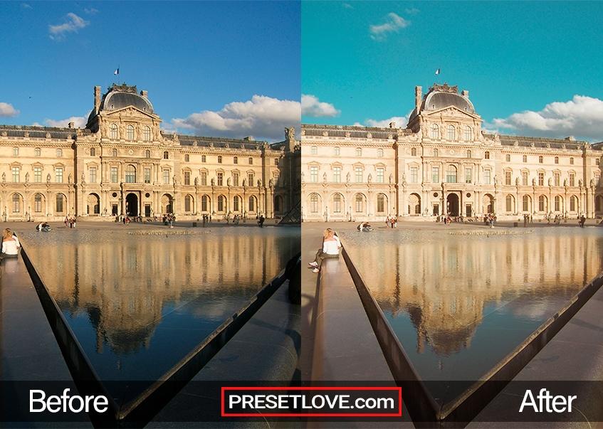 Le Louvre Preset - Louvre Museum