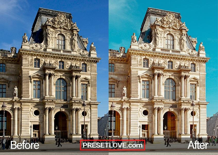 Le Louvre Preset - Louvre Palace