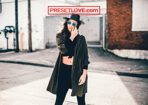 Fashion Preset from presetlove.com