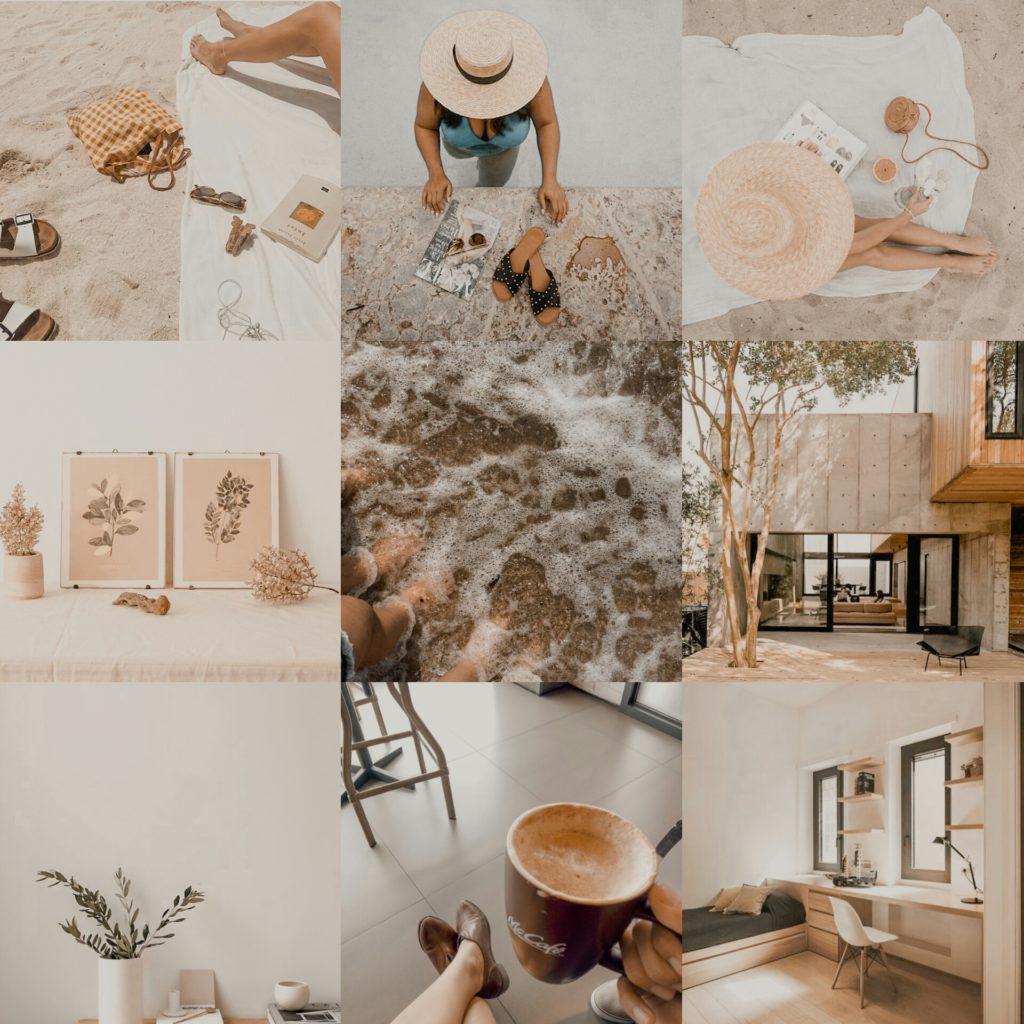 Indie Fields Original Collage - Premium Lightroom preset by PresetLove