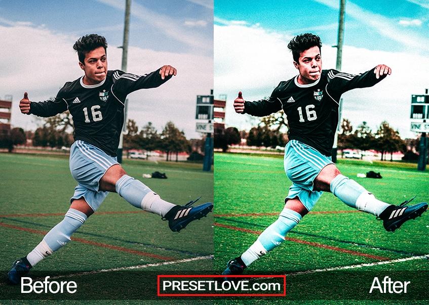 Sport Preset soccer