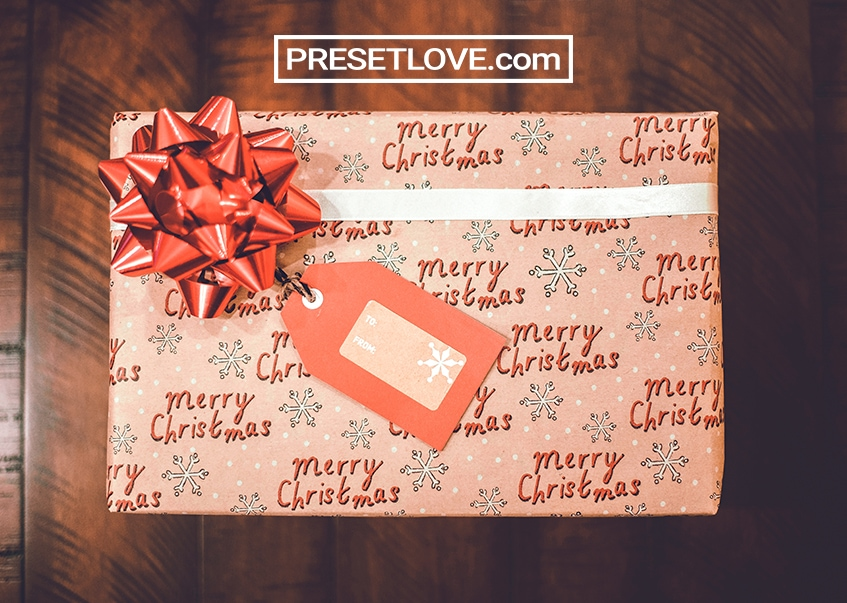 Christmas Preset by presetlove.com
