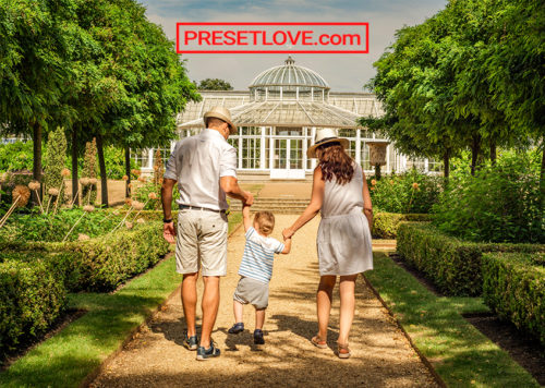 Family Day Preset Free Lightroom Presets