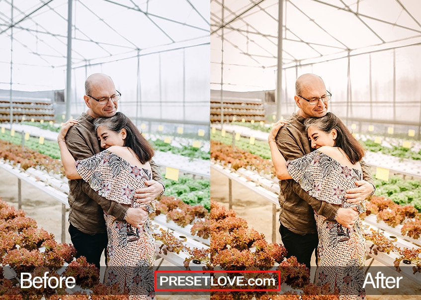 Family Day preset - couple