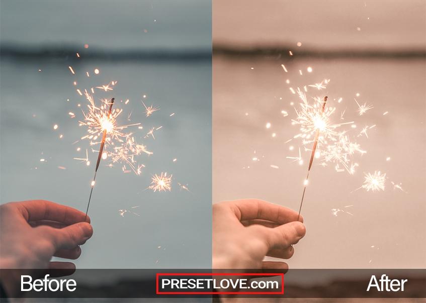 New Year's Party Preset - firecracker