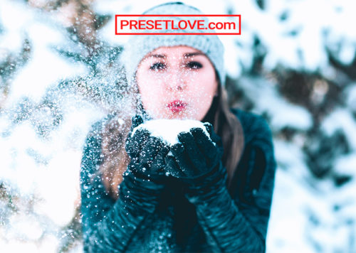 Winter Holidays Free Lightroom Preset