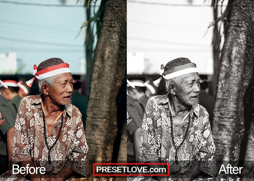 Documentary Preset - Indonesian veteran
