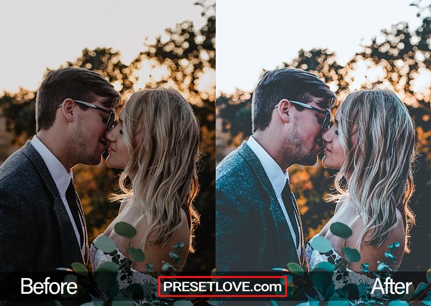 Cool Fade Preset - kiss