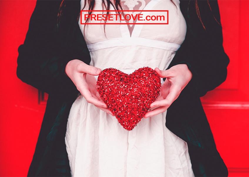 Valentine's Day Preset by Presetlove.com