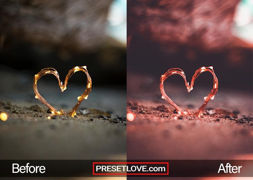 Valentine's Day Preset - heart