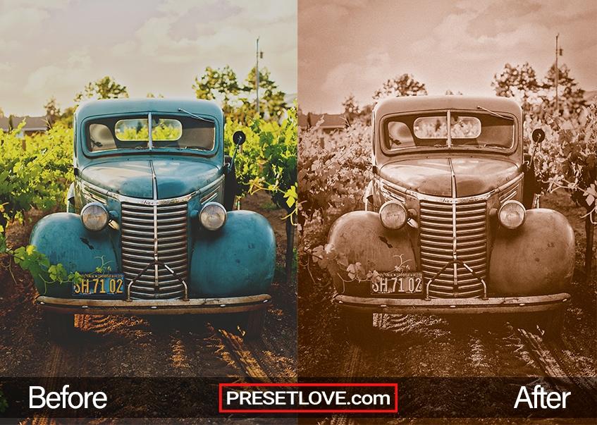 Vintage Car Antique