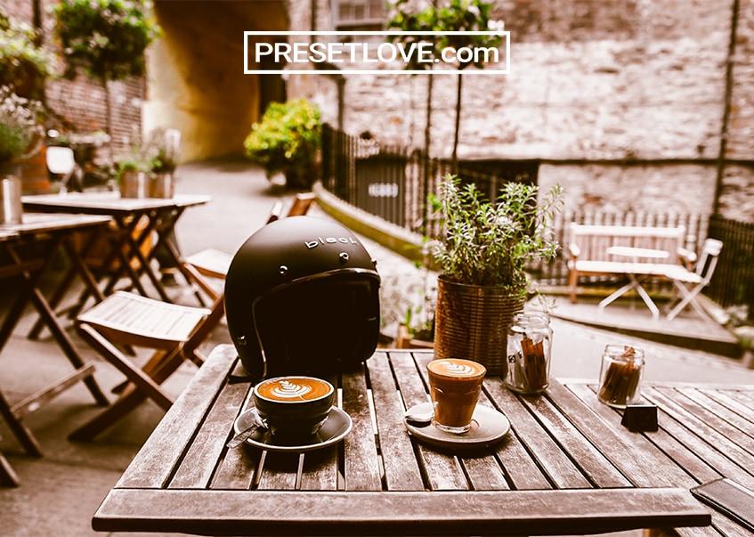 Coffee Break PresetLove Cafe