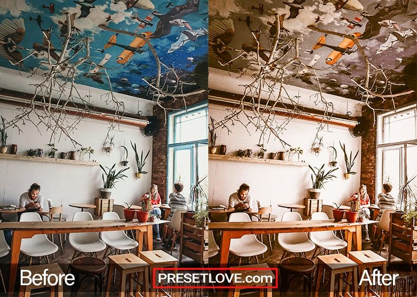 Coffee Break   FREE Preset Download for Lightroom   PresetLove