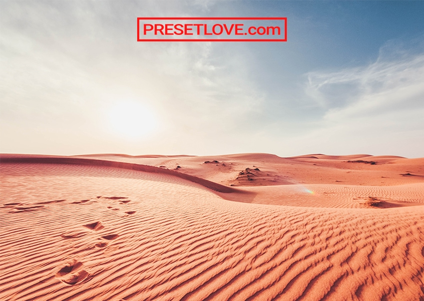 Desert Sun - PresetLove