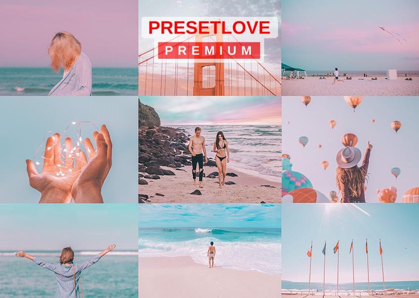 Pastelscapes Premium Preset - PresetLove.com