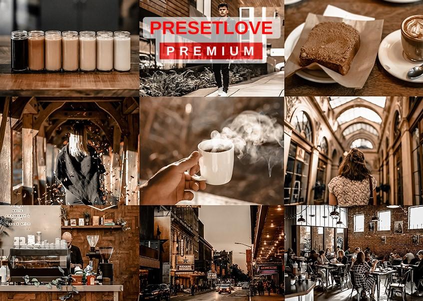 Morning Coffee Premium Preset by PresetLove.com