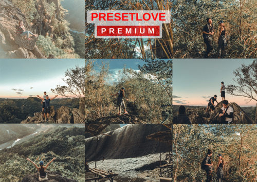 Summit Heights Premium Preset for Landscapes - PresetLove