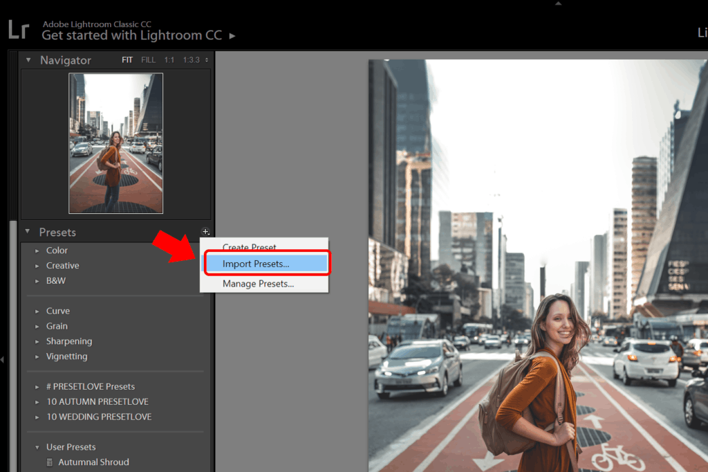 How to use Lightroom Classic CC - Desktop - Step 5