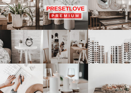 Porcelain Pro - PresetLove Premium Preset - Featured