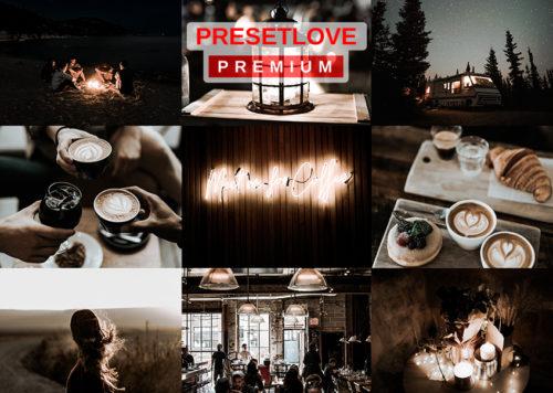 Old Town Dark Premium Preset by PresetLove