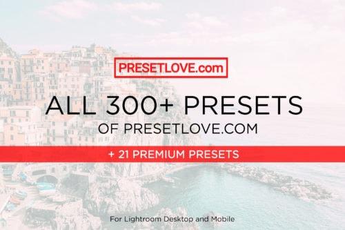 PresetLove.com Premium 300+ Preset Bundle