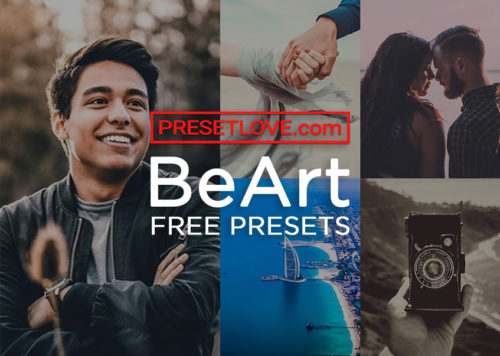 Free Lightroom Presets by BeArt for Desktop and Mobile