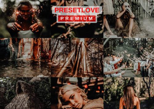 Dusk premium preset by PresetLove
