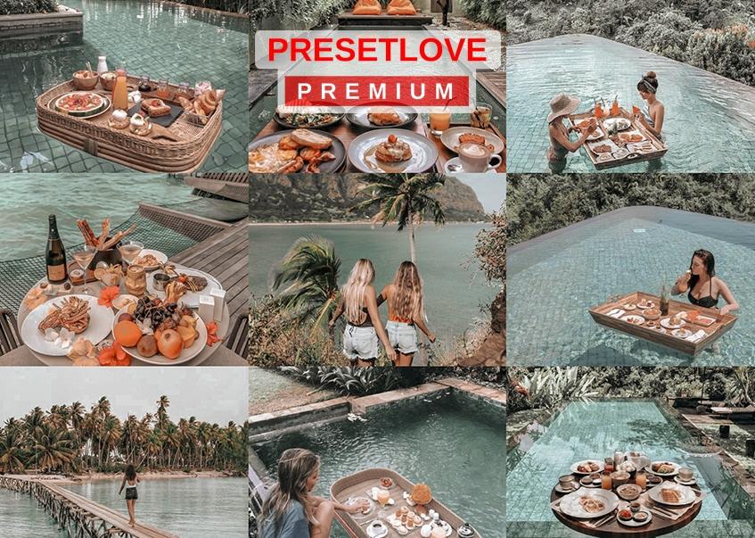Paradise Dream Premium Preset by PresetLove