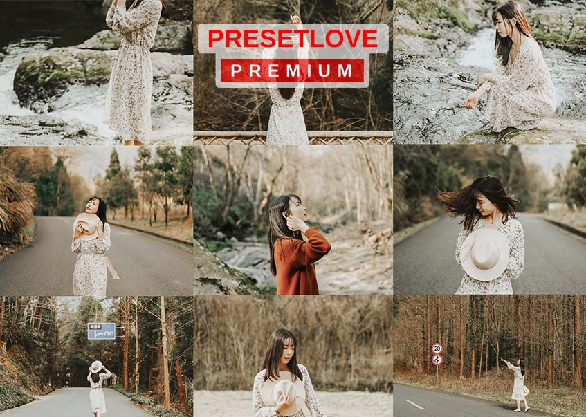 Reverie Blogger Lightroom Preset by PresetLove