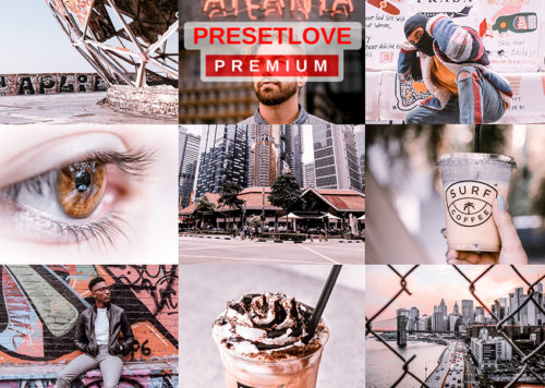 Peaches Peaches premium urban Lightroom preset by PresetLove